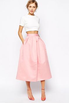 Blush Pink Is The Colour