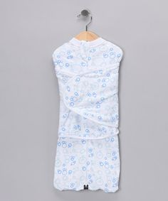 Take a look at this Mum 2 Mum Blue Bubbles DreamSwaddle by Mum 2 Mum & The Sili Company on #zulily today!