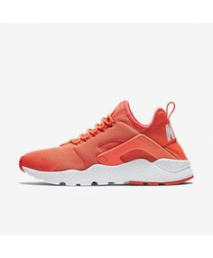 09c6e26044c5 Nike Air Huarache Ultra Bright Mango White White Trainers