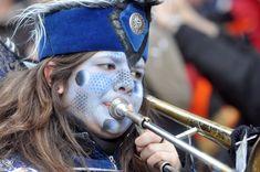 Berne, Citizen, Captain Hat, Carnival, Blue
