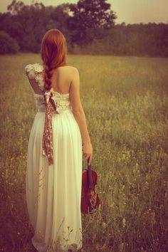 Violin style