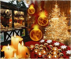 IMAGES JOSETTE: Sapins de Noël scintillants