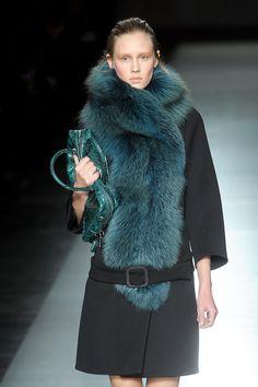 Prada at Milan Fashion Week Fall 2011 - StyleBistro
