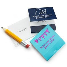 Personalized Mini Notepads