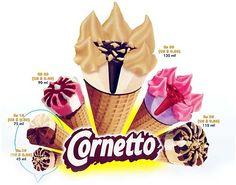 Cornetto..... ice cream