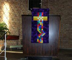liturgical quilt
