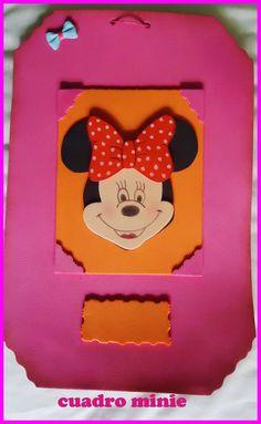 cuadro minnie mouse