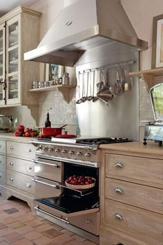 les plus belles cuisines rustiques en images cuisine et belle. Black Bedroom Furniture Sets. Home Design Ideas