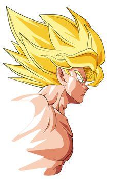 Goku super saiyan 3 by BardockSonic on DeviantArt Dragon Ball Z, Fan Art, Desenhos Cartoon Network, Ball Drawing, Son Goku, Illustration, Drawings, Goku Super, 8 Hours