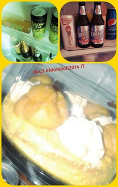 DAY 3, (24.6.2014) MONDIALI DI CALCIO 2014 IT - #Mondiali2014 #fifa2014 #fifa #appetizer assort.beer from de, non alcoholic beverages; pepsi soda lime or coke...and finally for dinner: 430gr saint honore cake! #sainthonore#cake#fr#coke#beer#blond #gold #tequila#beverages#soda#lime#pepsi make yr choice during fight and plx Italy...be the winner of 2night! !! * W. I;on the products&online. #flag#calcio#football#italia #IT #italy vs Uruguay H6PM. Stay connect…
