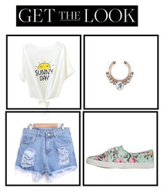 """#under$150"" by laura-vanessa-malaika ❤ liked on Polyvore featuring yeswalker"