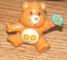 Vintage Friend Care Bear, Vintage Care Bear, 1983 - Rare by BunkysVintageCrafts on Etsy