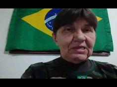 Paulistano todos no  QG do Ibirapuera  Intervencionistas avisa estamos aqui