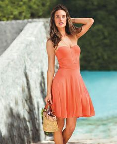 The perfect sundress will take you places all summer long.