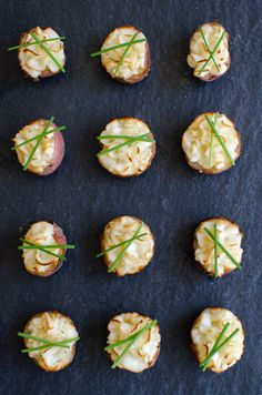 Your guests will definitely thank you for making any of these hors d'oeuvres.