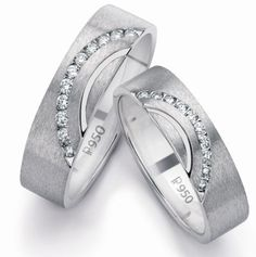 Platinum Love Band for Every Lovely Couple
