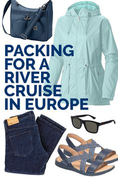 What to Pack for a River Cruise in Europe A Europe river cruise usually means many days packed with excursions interspersed with some relaxing times onboard the boat watching the shores pass by. Packing List For Cruise, Cruise Europe, Packing Tips, Cruise Tips, Cruise Travel, Cruise Wear, River Cruises In Europe, European River Cruises, Viking River Cruise Danube