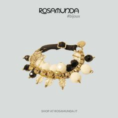 #rosamunda #bijoux #bracelet