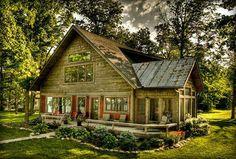Lands end cabin