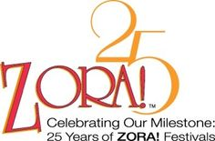 ZORA! Commemorative Logo