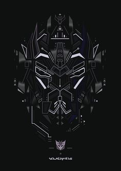 Decepticon on Behance