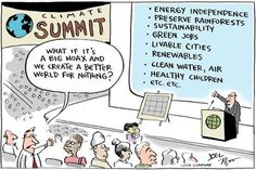Environment Cartoons: What If Global Warming Is A Hoax?