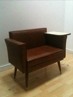 San Francisco: telephone chair retro/modern $150 - http://furnishlyst.com/listings/1136489