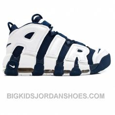 online store 61e0b fb220 Nike Air More Uptempo Olympic Scottie Pippen 414962-401 Midnight Navy White  Spirit Red Black Friday Deals EKSj7