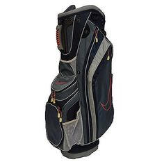 Nike Golf Sport Cart Bag Navy/Silver/ Slate