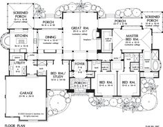 images about josh on Pinterest   Floor Plans  House plans    The Windsor Trace home design is brimming   European flair and features   square feet all on one level  beds  baths  sq  ft
