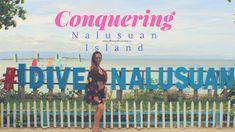 Conquering Nalusuan Island at Olango Reef Cordova (A Photo Story)