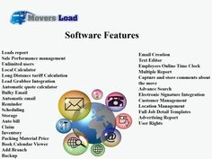 #Moversload is a company which is popular for providing software solutions to the moving companies. http://moversload.com/