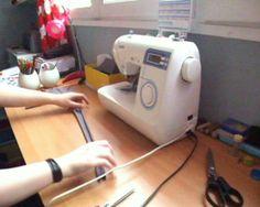 Thread&needles - Comment coudre un biais en jersey. Comment coudre un biais en jersey et obtenir des finitions nettes ? Voici un petit tutor...