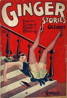 Ginger Stories 1929