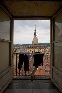 Finestre a #Torino #Italy