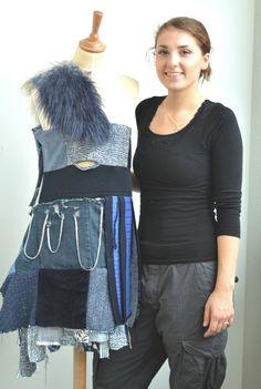 Fashion Design factory Stuttgart - Klara Wieland