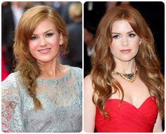Isla Fisher: Teplá jeseň...Autumn Wrong, then Right
