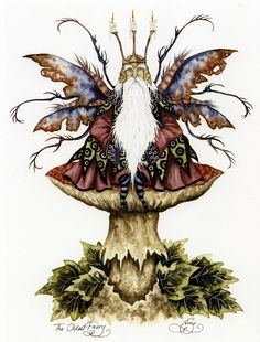The Oldest Faery.
