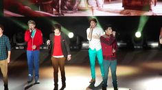 HD One Direction Save You Tonight LIVE Bournemouth BIC Up All Night tour