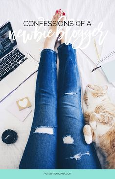 Confessions Of A Newbie Blogger   Are you a new blogger? Click through to read my confessions, I'm sure you will relate to something. Pin it!