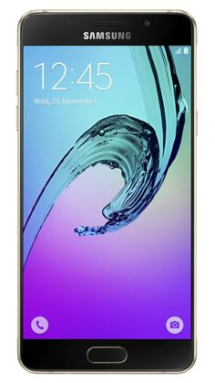 Samsung Galaxy A3, A5, A7 (2016): Official with construction of metal and glass