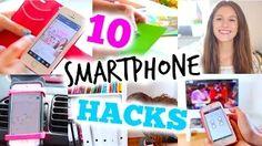 YouTube Smartphone Hacks, Life Hacks, Youtube, Little Brothers, Youtubers, Lifehacks, Youtube Movies
