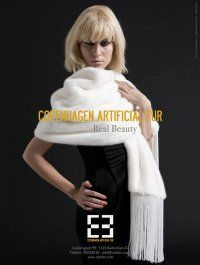 """We love the look of fur, but love amimals even more.   Copenhagen Artificial Fur is dedicated to creating luxurious fur coats, jackets and accesories without using fur from animals. We produce the collection locally in Denmark, and make sure most materials are produced within the EU to ensure proper working conditions and proper care of the environment.  """"The greatness of a nation and its moral progress can be judged by the way its animals are treated"""" Mahatma Gandhi…"""