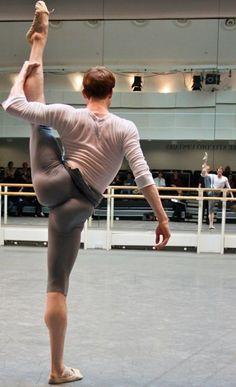 Edward Watson (British dancer, b. 1976) of the Royal Ballet