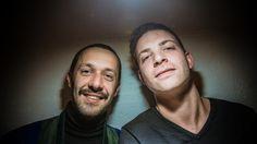 PECHA KUCHA NIGHT @ USINE LU / 2012.09.25 - Souenellen Nicolas Barreau et Jules Charbonnet