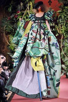 Vivienne Westwood Autumn/Winter 2008 Ready-To-Wear Collection | British Vogue
