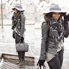 Alana R. - Black x Grey