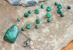 Malachite, spiritually inviting & soothing, helps to release blockages with an open heart in a protective field while increasing creative, imaginative & intuitive abilities. It personifies the deep healing Green Ray of Nature & its innate beauty. It assists one in changing situations to make way for spiritual growth. As it draws out impurities, it stimulates the Life Force throughout the body & aura. It is also one of the Master Healer stones with its ability to clear & activate all Chakras.