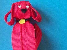 Big Red. $7.00, via Etsy. Clifford!