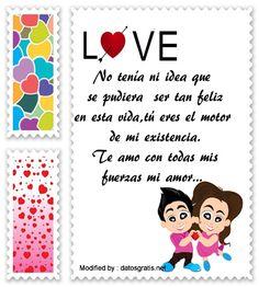 palabras y tarjetas de amor para mi novia,originales mensajes de romànticos para mi novia con imágenes gratis: http://www.datosgratis.net/bellas-frases-de-amor-para-mi-pareja/